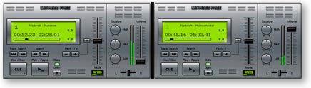 Mixvibes hangkeverő